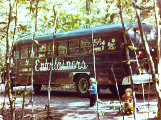 Entertainers Bus