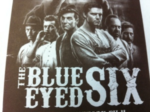 Blue Eyed Poster