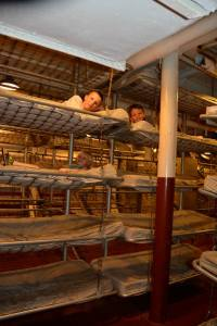 Ship Bunks