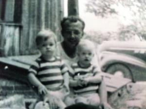 Dad & Twins2