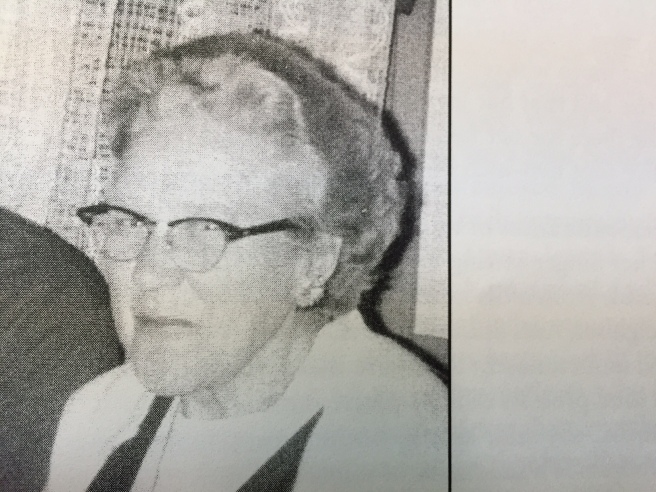 Grandma Anspach