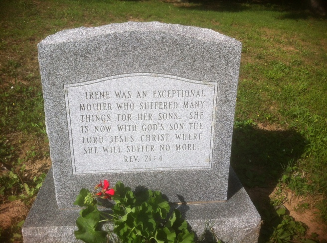 Mom Tombstone