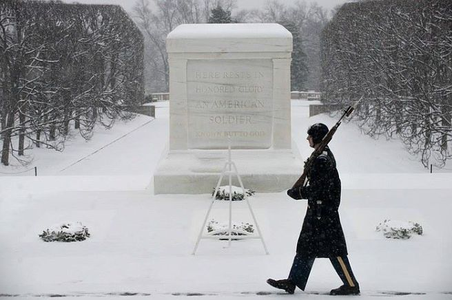 Tomb Unknown Soldier2