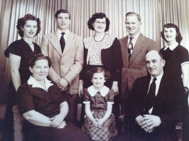 Mom n Her family