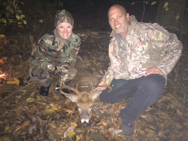 Dan & Kristine Buck