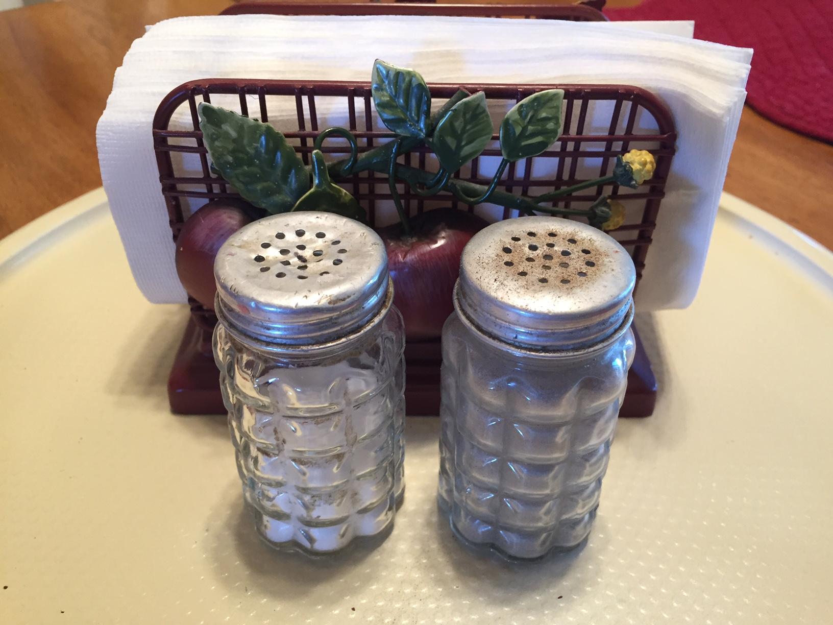 G-Ma Salt Shakers
